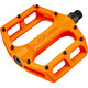 NS Bikes Aerial Pedals sealed orange